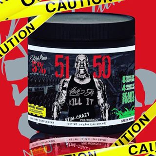 Dmaa Pre Workout >> Rich Piana's 51 50: 5% Of Lifters Can Handle This 12 ...